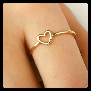 NWT 14K Rose Gold Ring